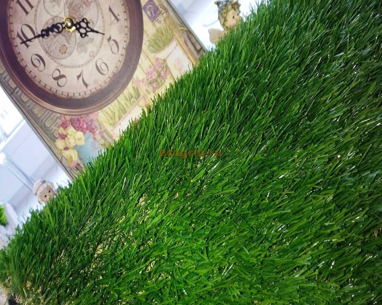 Искусственная трава для поделки своими руками 20